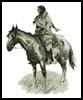 A Breed - Sepia - Cross Stitch Chart