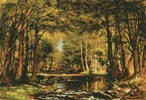 A Catskill Brook (Large) - Cross Stitch Chart