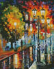 After a Night Rain (Large) - Cross Stitch Chart