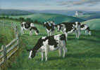 Amazing Grazing - Cross Stitch Chart