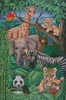Animal Kingdom - Cross Stitch Chart