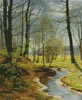 A Stream in the Woods - Cross Stitch Chart