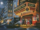 At the Cinema - Cross Stitch Chart