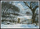 At Winters Gate - Cross Stitch Chart