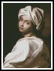 Beatrice Cenci - Cross Stitch Chart