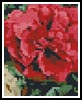 Camellia Card - Cross Stitch Chart