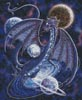 Celestial Dragon - Cross Stitch Chart