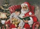 Christmas Magic 2 - Cross Stitch Chart