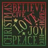 Christmas Square - Cross Stitch Chart