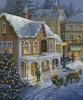 Christmas Village (Crop 1) - Cross Stitch Chart