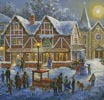 Christmas Village (Crop 2) - Cross Stitch Chart
