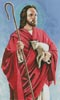 Christ the Good Shepherd - Cross Stitch Chart