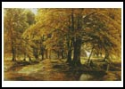Crossing the Brook - Cross Stitch Chart