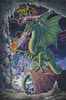 Dragons Lair - Cross Stitch Chart
