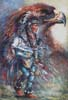 Eagle Dancer - Cross Stitch Chart
