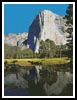 El Capitan (Yosemite) - Cross Stitch Chart