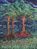 Fantasy Trees - Cross Stitch Chart