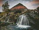 First Light on the Buachaille - Cross Stitch Chart