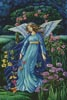 Garden Angel - Cross Stitch Chart