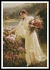 Gathering Flowers - Cross Stitch Chart