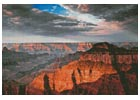 Grand Canyon Sunset - Cross Stitch Chart