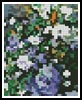 Great Vase Card - Cross Stitch Chart