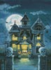 Haunted House - Cross Stitch Chart