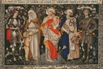 Honour the Women Tapestry - Cross Stitch Chart