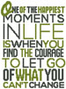 Inspirational Quote 3 - Cross Stitch Chart