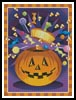 Jack O' Lantern - Cross Stitch Chart