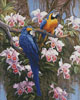 Jungle Majesty - Cross Stitch Chart