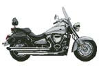 Kawasaki Vulcan 2000 - Cross Stitch Chart