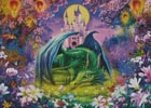 Little Dragon (Large)- Cross Stitch Chart