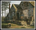 Long Island Homestead - Cross Stitch Chart