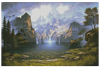 Majestic Vision (Large) - Cross Stitch Chart