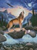 Midnight Call (Large) - Cross Stitch Chart