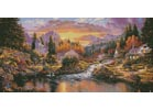 Morning Sunlight - Cross Stitch Chart