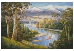Murray Valley Campers - Cross Stitch Chart