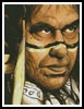 Native American Painting - Cross Stitch Chart