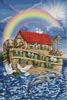 Noah's Ark - Cross Stitch Chart