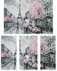 Paris Abstract - Cross Stitch Chart