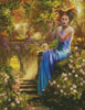 Piper's Lullaby (Large) - Cross Stitch Chart