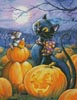 Pumpkin Patch Pals - Cross Stitch Chart
