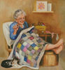 Quilting Time - Cross Stitch Chart
