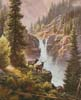 Rivals in the Mist - Cross Stitch Chart