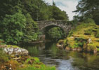 River Shiel - Cross Stitch Chart
