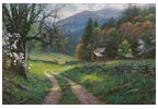 Road to Yesteryear - Cross Stitch Chart