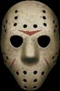 Scary Hockey Mask - Cross Stitch Chart