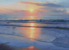 Serenity Beach - Cross Stitch Chart