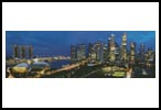 Singapore Panorama - Cross Stitch Chart